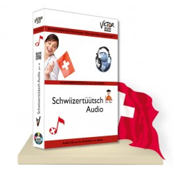 SUISSE ALLEMAND Débutant CD Audio